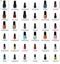 If you Buy 3 u will get 2 Free 5Ml Konad Nail Art Special Stamping Nail Polish