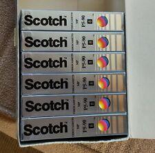 SCOTCH 90min MP P5-90 (8mm) Video8 / Hi8 Camcorder Cassette Tape