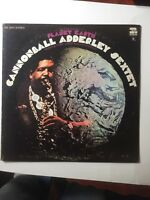 Cannonball Adderley Sextet-Planet Earth-1969, RS 3041 A/B Yusef Lateef, LP NMint