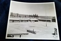 "Vintage Oregon State Hwy Commission Photo #5811 Stockade ""Indian Fighter"" Movie"