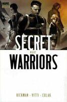Secret Warriors Hardcover #2  Marvel Premiere Edition HC