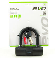 Evo E-Force HD Bicycle Mini U-Lock