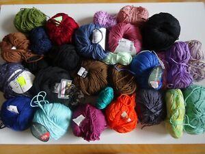 Wollpaket Baumwolle Garnpaket Konvolut Online Austermann Essentials U.S 1050 gr