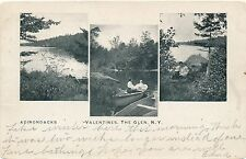 ADIRONDACK MOUNTAINS NY – Valentines The Glen Private Mailing Card