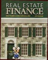 Real Estate Finance  - by Huber