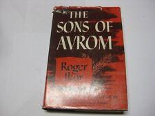 "ROGER IKOR Jewish Novel FRENCH JEWS ""The Sons of Avrom"""