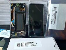GENUINE SAMSUNG S8 PLUS G955 G955F BLACK LCD SERVICE PACK NEW SCREEN DISPAY