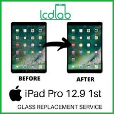 """Apple iPad Pro 12.9"""" 1st Gen 2015 LCD/ Cracked Glass Screen Repair Replacement"""