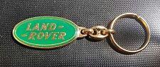 Land Rover Schlüsselanhänger Keyring Logo glasiert - Maße Logo 48x24mm