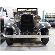 1932 Ford Car & Truck Chrome Bumper ( Fits Car Front & Rear )  (Fits Truck Rear)