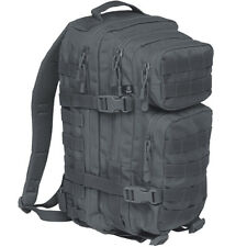 Brandit U.S. Cooper Sac À Dos Moyen Patrouille Combat Carry Bag Anthracite