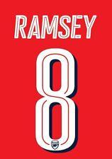 RAMSEY ARSENAL FA CUP 8 2016-17 Hogar Camiseta de fútbol del final para