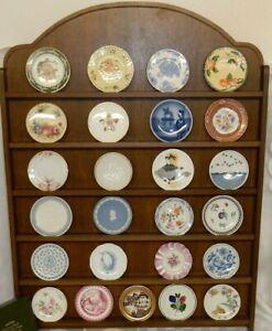 Franklin Mint Miniature Plates Of The World