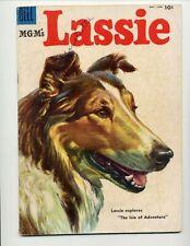Lassie #22    Matt Baker Art