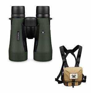 Vortex Diamondback HD 10x50 Binoculars with GlassPak Case DB-216