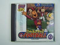 Backyard Football CD-Rom Windows PC Game