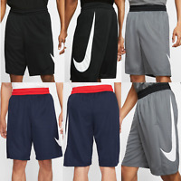 Nike Dri-FIT HBR Basketball Shorts Men's CU4327 - Pick Your Size & Color - NEW