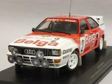 Audi Quattro A2 Belga Team Winner Rally Boucles De 1:18 MINICHAMPS 155851102