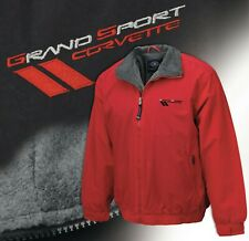 2010-2013 Corvette C6 Men's Navigator Jacket w/Grand Sport Logo 698437