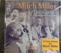 Mitch Miller - 50 All-American Favorites (CD 2 Discs 2004) RARE Brand NEW Sealed