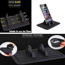 New Silicon Pad Dash Cellphone Car Mount Holder Cradle for Phone iPhone Glasses