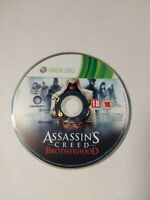 Assassin's Creed: Brotherhood Xbox 360 *Disc only* FREE P&P