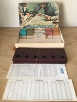 Probe 1964 Vintage Traditional Board Game Parker Brothers Game of Words