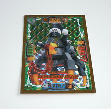 LEGO Ninjago Serie 4 Trading Card Game - LE25 Mega Böser Beinloser Jäger
