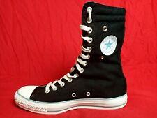 Converse Chuck Taylor Women UK 7 US 9 Black Striped Reversible Upper Sneaker