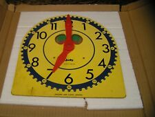 ORIGINAL JUDY CHILDREN'S TIME TRAINING CLOCK - PART#J209040