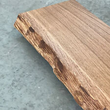 Wandboard Eiche Massiv Holz Board Regal Steckboard Regalbrett Baumkante Brett !