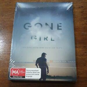 Gone Girl DVD R4 BRAND NEW SEALED! FREE POST