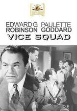 VICE SQUAD (1953 Edward G Robinson)- Region Free DVD - Sealed