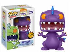 Funko Pop! Vynil Animation Rugrats Reptar (Purple) Chase