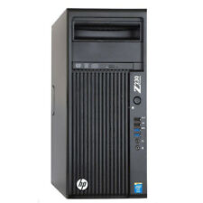 Pc WORKSTATION HP Z230 SSD INTEL i7-4770 16GB RAM NVIDIA K2000 SSD WIN