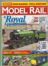 MODEL RAIL MAGAZINE BY ROYAL APPOINTMENT NO 178 FEBRUARY 2013