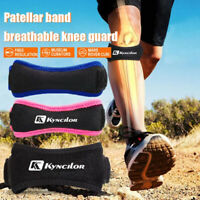 Soft Brace Knee Protector Belt Patella Tendon Strap Support Adjustable Health