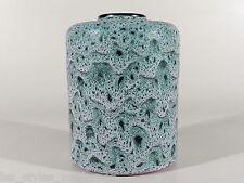 JÜRGEL Keramik Vase Elstra-Pulsnitz ° Handarbeit ° Unikat mit Laufglasur