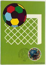 CPA  MAXIMUM POSTCARD COUPE DU MONDE DE FOOTBALL   Yt3140