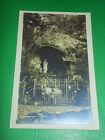 Cartolina Ala di Stura - Madonna di Lourdes 1920 ca