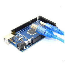 MEGA 2560 R3 ATMEGA16U2-MU Board Module Compatible With USB Cable For Arduino