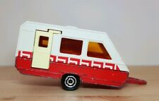 Majorette Caravan 325 diecast car not Hot wheels