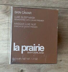 La Prairie Skin Caviar Luxe Sleep Mask 50ml Sealed box