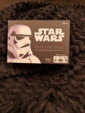 Star Wars Trivia Card Game