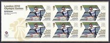 Ms3367a LONDON 2012 Giochi Olimpici-ed McKeever Kayak Unmounted MINT / MNH