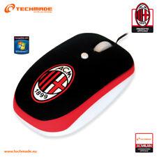 TECHMADE MINI MOUSE USB 2.0 UFFICIALE MILAN TM-M1128FC-MILAN