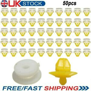 50x Door Wheel Arch Trim Clips For Land Rover Discovery 3&4 Range Rover Sport UK