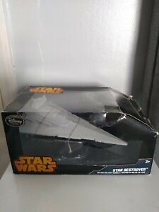Star Wars Star Destroyer Die Cast Vehicle- Disney Store