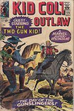 Kid Colt Outlaw 125 - 1965 - Rawhide Kid - Good/Very Good -