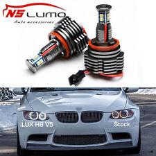 LED Angel Eyes Rings Marker 40Watt Scheinwerfer für BMW E60 E70 E82 E87 E90 E92